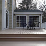 Azek Decking & Rails in Norwell