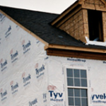 Tyvek House wrap