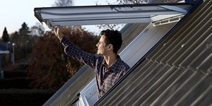 Velux Top Hinged Roof Windows