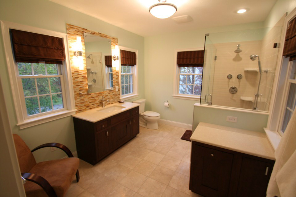 Bathroom Addition, Scituate