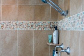 Master Bath, rain shower, Scituate