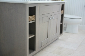 Huntwood Custom vanity