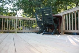Pressure Treated Deck, Braintree