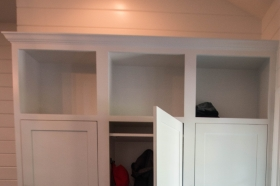 Custom Storage Locker